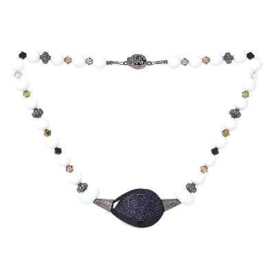 HerMJ.com - Captured Stardust Necklace