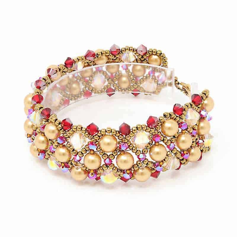 Golden Reflections Bracelet - HerMJ.com