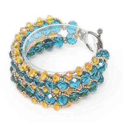 Imperial Ocean Bracelet - HerMJ.com
