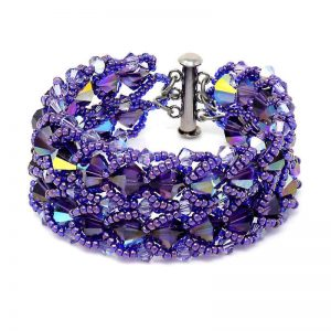 Purple Blush Bracelet - HerMJ.com