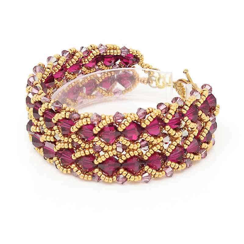 Regal Red Bracelet - HerMJ.com