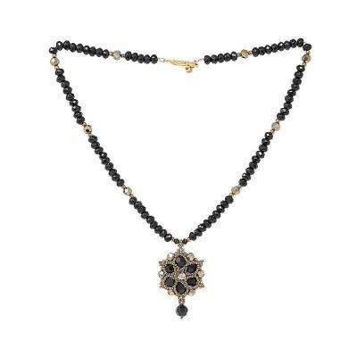 Black Star Necklace - HerMJ.com