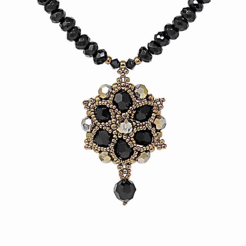Black Star Pendant
