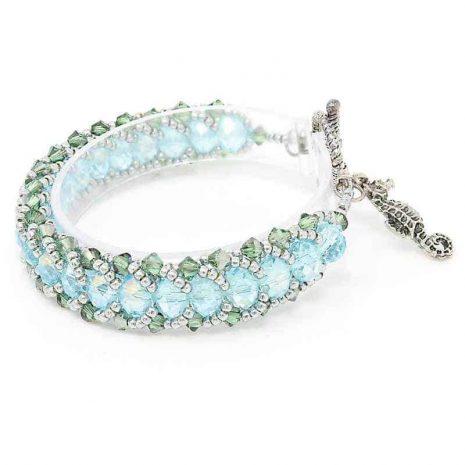 Aqua Bracelet - HerMJ.com