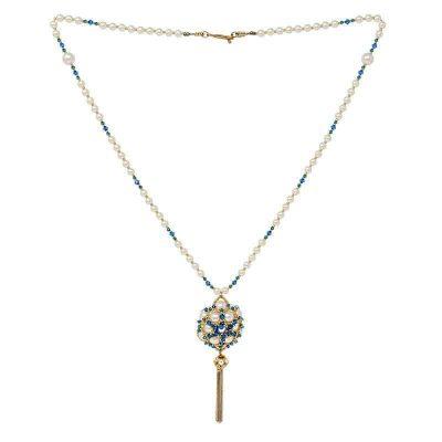 HerMJ.com - Atomic Blonde Necklace