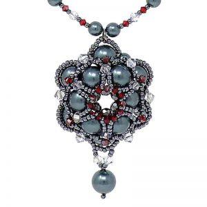 Royal Cerulean Necklace - HerMJ.com