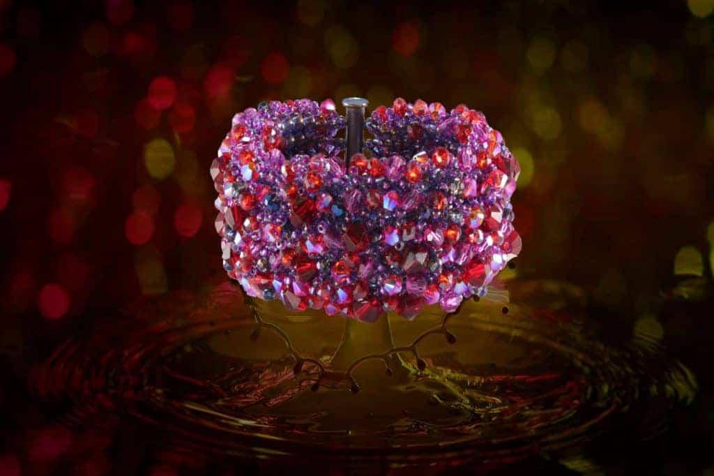 Jewels a Mórachd - Crystal Splash Bracelet