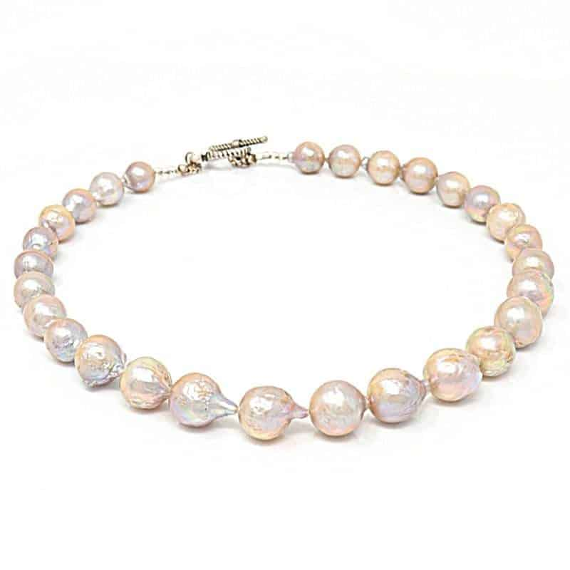 hermj.com Kasumi Pearl Necklace