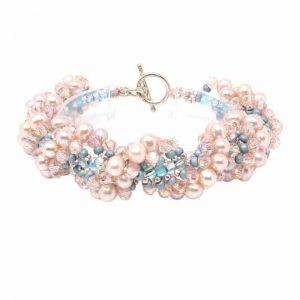 Freshwater Pearl Radiance Bracelet