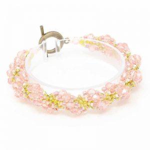 Helena Crystal Bracelet - right