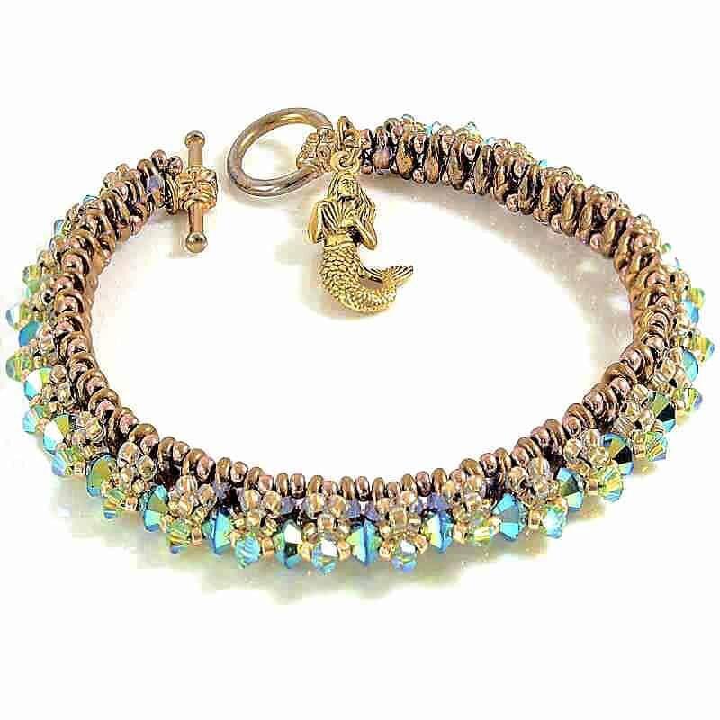 Ivy Swarovski Crystal Bracelet