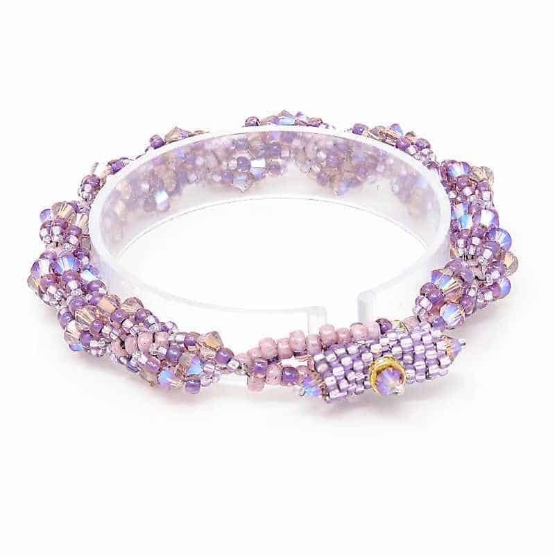 Journey Crystal Bracelet - right