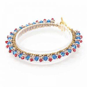 Love Swarovski Crystal Bracelet