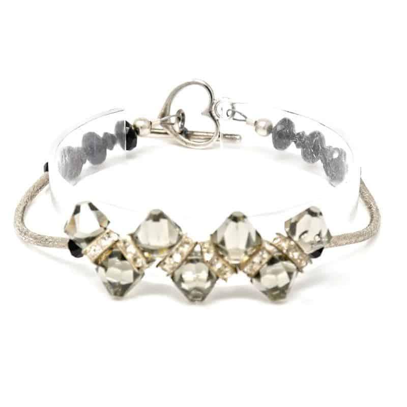 For Her Swarovski Crystal Bracelet