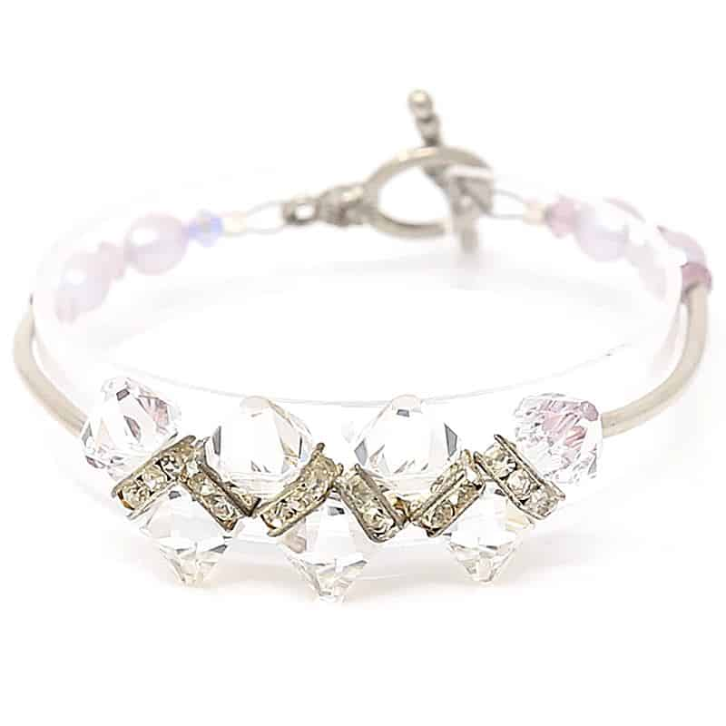 Hidden Treasures Crystal Bracelet