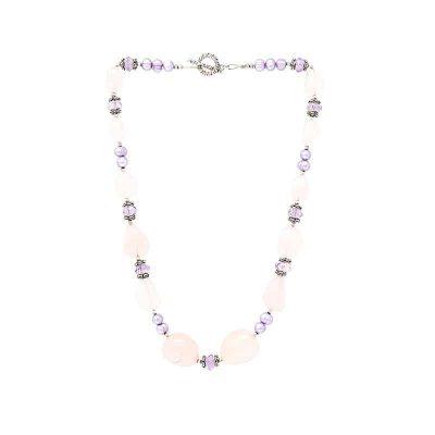 Love Stone Statement Necklace