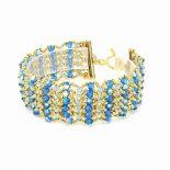 Maui Blue Bracelet