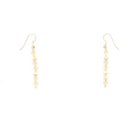 Sunset Swarovski Crystal Earrings