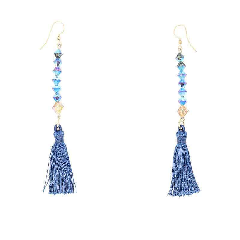 Swarovski Crystal Sky Earrings