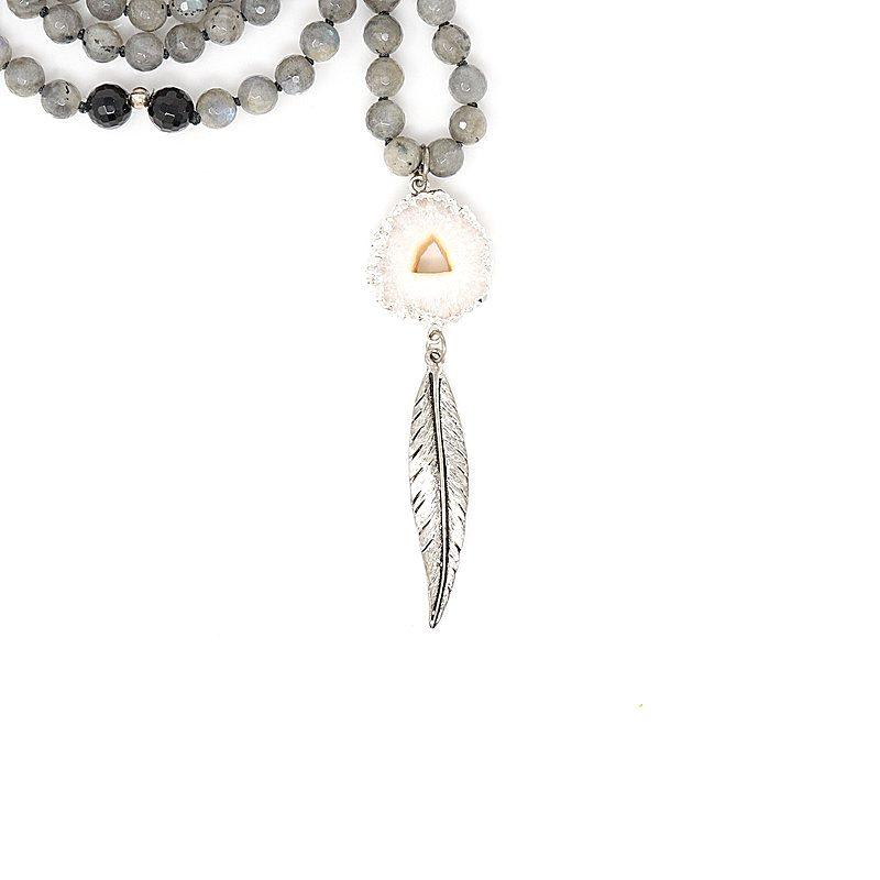 Labradorite Wonder Necklace - Pendant