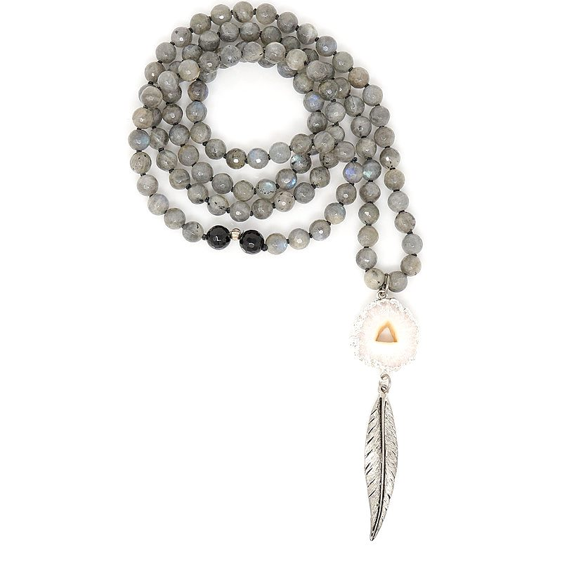 Labradorite Wonder Necklace