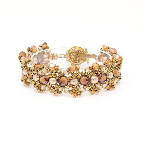 Amber Elegance Bracelet