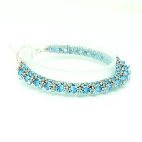 Belize Swarovski Crystal Bracelet