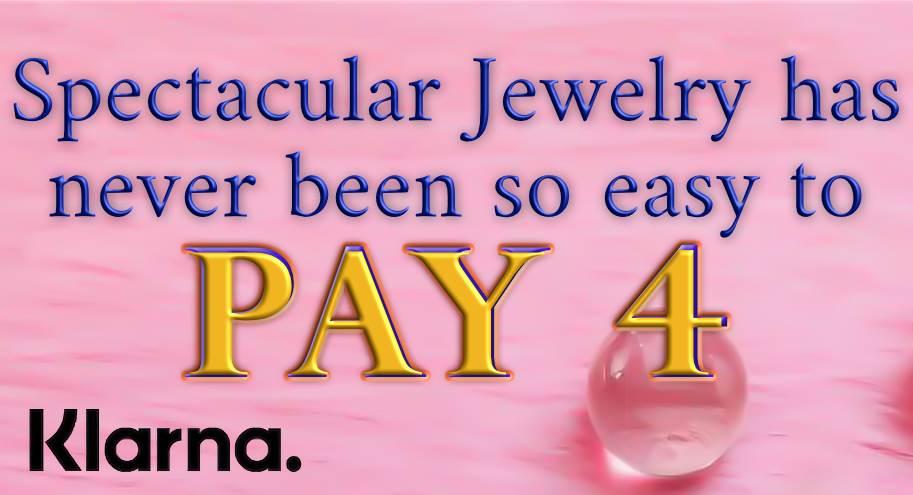 HerMJ Klarna Shop Announcment - Pay 4 Background